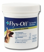 Flys-Off Insect Repellent for Wounds and Sores, 5 oz.