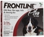 Frontline Plus, Dogs 89-132 lbs, RED - 3 Tubes