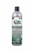 Groomer's Edge Emerald Black Pet Shampoo, 16 oz