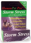 HomeoPet Pro Storm Stress for Dogs 80 lbs and Over, 15 ml