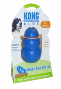 KONG Blue Dog Toy, Large 30-65 lbs