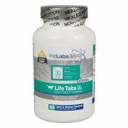 Life Tabs Daily MultiVitamin For Dogs, 60 Tablets
