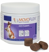 Movoflex Soft Chews Joint Support For Dogs 40 to 80 lbs, 60 Soft Chews