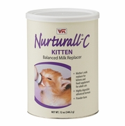 Nurturall-C For Kittens POWDER, 12 oz
