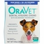 Oravet Dental Hygiene Chews Small Dogs 10 to 24 lbs, 14 Chews