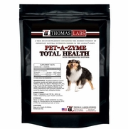 Pet-A-Zyme Total Health With Proteolytic Enzymes, 16 oz Powder