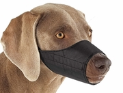 Quick-Release Nylon Dog Muzzle, Large J-169D