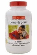 Resources Bone & Joint Maintenance Canine, 120 Chewable Tablets