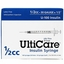 "UltiCare U-100 Insulin Syringe, 1/2cc 29g x 1/2"", 100/Box"