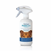 Vetericyn FoamCare Shampoo for Pets with High Density Hair, 16 oz