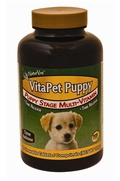 Vita Pet Puppy, 60 Chewable Tablets