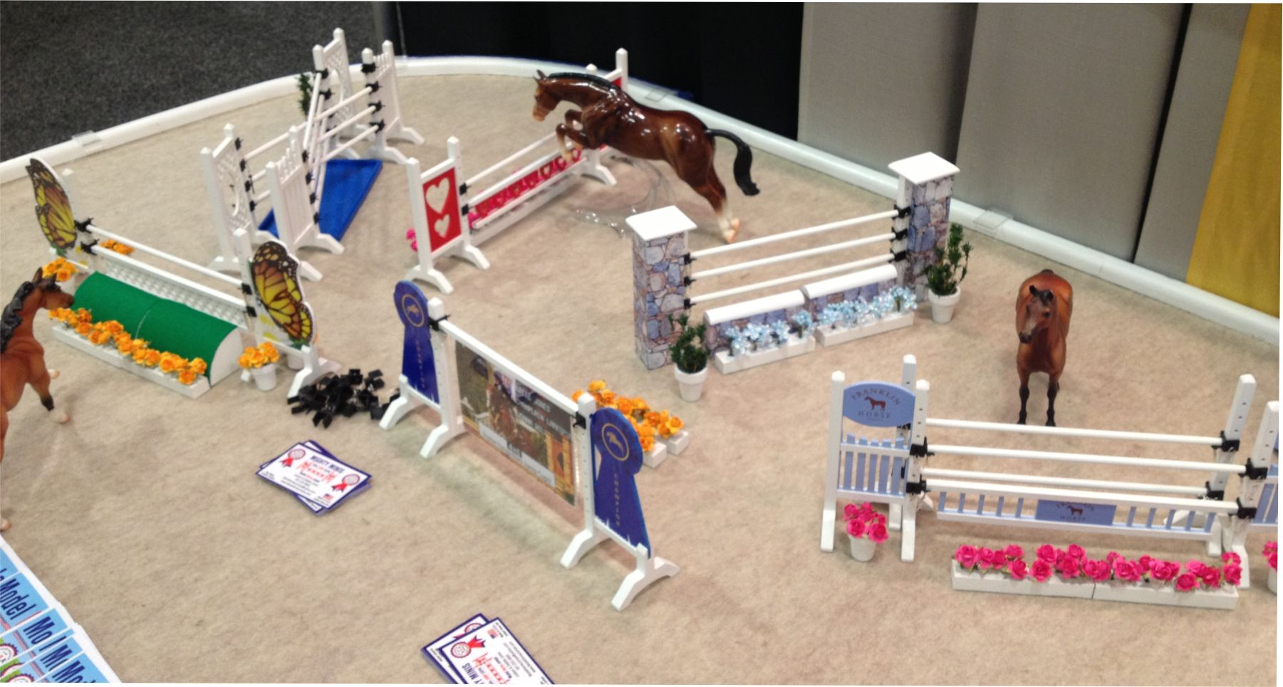 model horse jump packages your model horse will love it