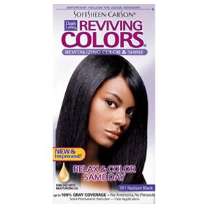 Dark And Lovely Reviving Colors Natural Black