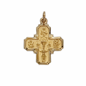14K Gold First Communion Jewelry