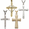 Cross Necklaces : Large Selection of Discounted Cross Necklaces