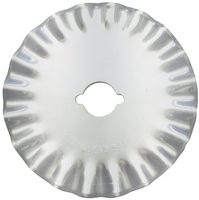 45mm Pinking Rotary Cutter Blade