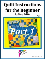 "Download ""Quilt Instructions for the Beginner"" Part 1"