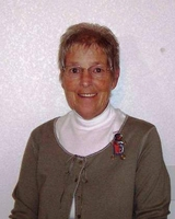 """Love the Control of Your Serrated Scissors""<br> Doreen Kinkade, NV"