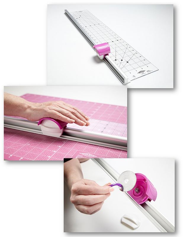 Fabric Quilt Ruler Cutter By Havel S