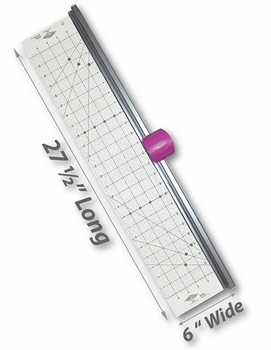 Fabric & Quilt Ruler Cutter  by Havel's
