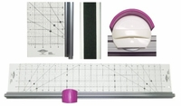 """""""Quick and Accurate Fabric Cutter"""" Adela Griffel, IA"""