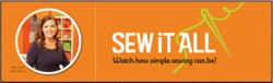 See Havel's Sewing on Sew It All TV