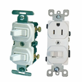 AC SWITCHES & RECEPTACLES