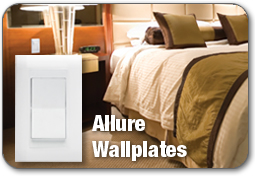ALLURE WALLPLATES