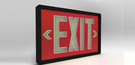 BETALUX 171  Self-Luminous Exit Signs