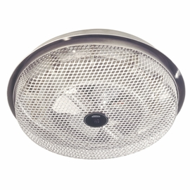 Broan 157 Fan-Forced Ceiling Heater, Aluminum; Low-profile , Enclosed Sheathed Element, 1250W, 120VAC