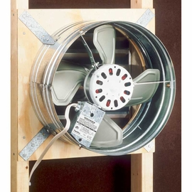 Broan 353 Attic Ventilator, Gable Mount, 1020 or 760 CFM depending on installation