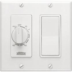 Broan 63 60-Minute Time Control with Rocker Switch