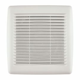 Broan AE80S InVent� Series 80 CFM, 0.8 Sones Humidity Sensing Fan, ENERGY STAR� certified product