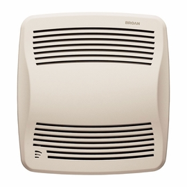 Broan QTXE110S Very Quiet, Humidity Sensing Fan, White Grille, 110 CFM, ENERGY STAR� Certified