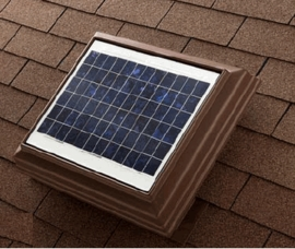 BROAN SOLAR POWERED ATTIC VENTILATORS