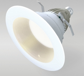 Cree 6 led moduleshousing trims cree cr6 6 led recessed downlight retrofit kit aloadofball Image collections