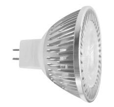 Cyber Tech LB6MR16-D/CW 6W LED MR16 Dimmable Lamp 4100K Cool White