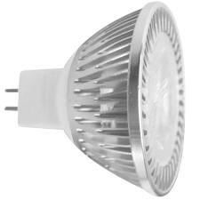 Cyber Tech LB8MR16/WW-120V 8W LED MR16 Lamp 3000K Warm White Custom 120 Volt