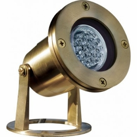 DABMAR LV323 POND AND FOUNTAIN UNDERWATER LIGHT 20W MR16 12V