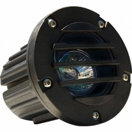 DABMAR LV346 IN-GROUND WELL LIGHT WITH STRIPES 20W MR16 12V