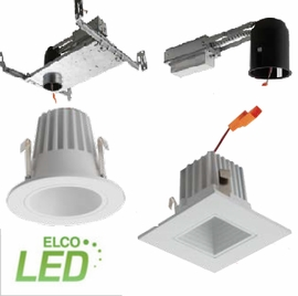 "Elco 2"" LED Downlights / Retrofit Kit"