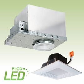 "Elco 4"" LED Downlights / Retrofit Kit"