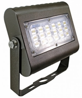 EnVision LED-ARL-15W-50K-BZ-TR Area Light (Flood Light) Trunnion Bronze