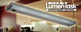 GM LIGHTING 120V LED UNDERCABINET LIGHT Dimmable
