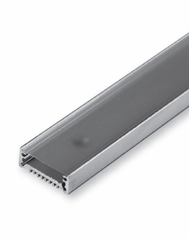GM LIGHTING LED-CHL-W  48� Extruded wide regressed channel