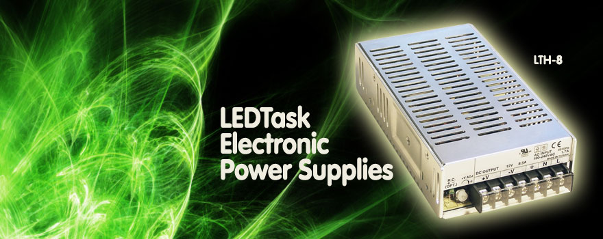 GM LIGHTING LED  Electronic & Magnetic Dimmable Power Supplies