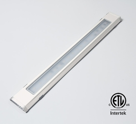 "GM Lighting UCSB-8-27-WH 8"" LineTask LED Under Cabinet Lighing ,120V,2700K,6W, White"