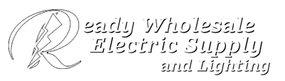 Ready Wholesale Electric Supply. (818) 881-1818 Call us for your electrical or lighting needs.
