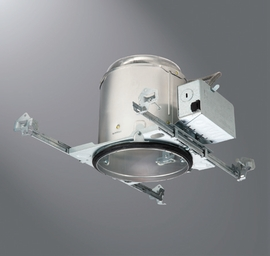 "HALO E750ICAT 6"" LED Recessed New Construction Housing (for Integrated LED Trims and Modules)"