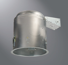"HALO E750RICAT 6"" LED Recessed Remodeler Housing (for Integrated LED Trims and Modules)"